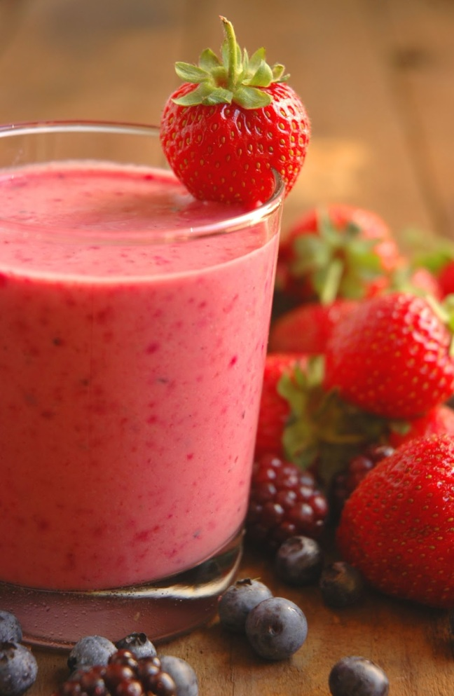How to Make an Energy Smoothie